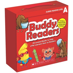 [831718 SC] Buddy Readers Parent Pack: Level A