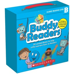 [831719 SC] Buddy Readers Parent Pack: Level B
