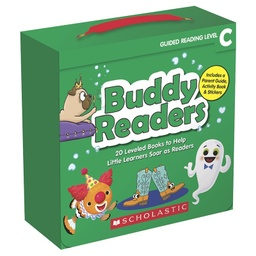 [831720 SC] Buddy Readers Parent Pack: Level C