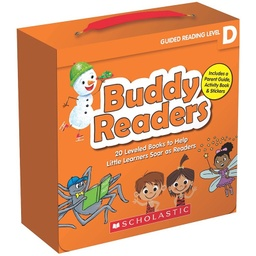 [831721 SC] Buddy Readers Parent Pack: Level D