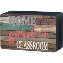 [77008 TCR] Home Sweet Classroom Magnetic Whiteboard Eraser