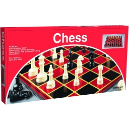 [1124 PRE] Chess Board Game