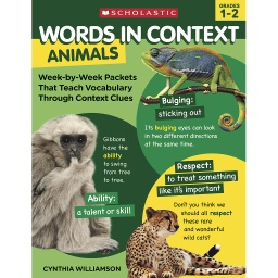 [828563 SC] Words in Context: Animals