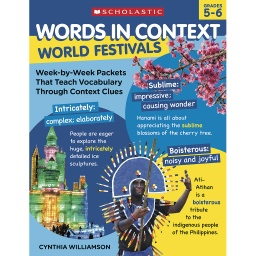 [828564 SC] Words in Context: World Festivals
