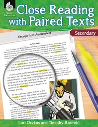 [51735 SHE] Close Reading with Paired Texts Secondary
