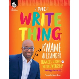 [100751 SHE] The Write Thing Kwame Alexander Engages Students in Writing Workshop