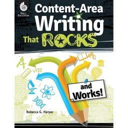 [51650 SHE] Content Area Writing that Rocks and Works