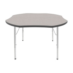 "[48SR MM] 48"" Shamrock Activity Table"