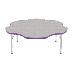 "[60DS MM] 60"" Daisy Activity Table"