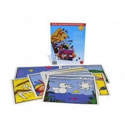 [SR1170 AMEP] Pattern Blocks Cards Set A