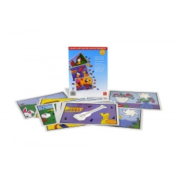 [SR1171 AMEP] Pattern Blocks Cards Set B