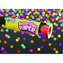 [77037 TCR] Colorful Confetti Better Than Paper Bulletin Board Roll