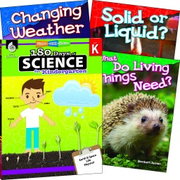 [118401 SHE] Learn at Home Science Bundle Grade K