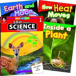 [118402 SHE] Learn at Home Science Bundle Grade 1