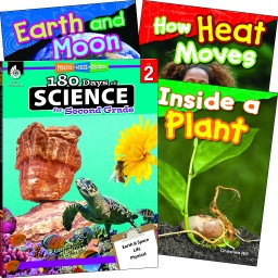 [118403 SHE] Learn at Home Science Bundle Grade 2