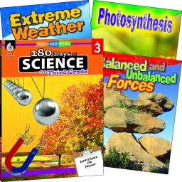 [118404 SHE] Learn at Home Science Bundle Grade 3