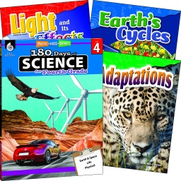 [118405 SHE] Learn at Home Science Bundle Grade 4