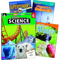 [118407 SHE] Learn at Home Science Bundle Grade 6