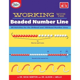 [211765 DD] Working with the Beaded Number Line Book