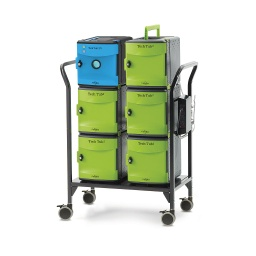 [FTT726UV CPN] Tech Tub2 Trolley with UV Tub Charges 26 Devices