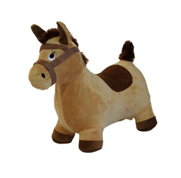 [2039 ESP] Children's Horse Hopper With Removable Cover