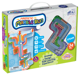 [AC9313 PAC] Mind Sparks Magnetic Marble Run
