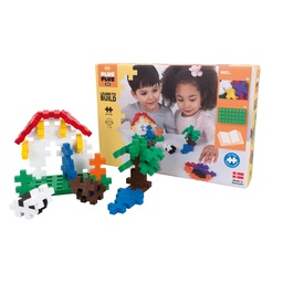 [05059 PLU] Plus-Plus BIG Learn to Build Basic Mix