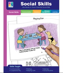 [804112 CD] Social Skills Matter! Resource Book Grade PK 2