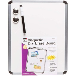 "[35314 CLI] Magnetic Dry Erase Boards 11"" x 14"""