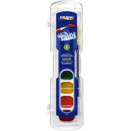 [80525 DIX] Prang 8 Classic Colors Washable Watercolors