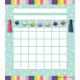 [9047 TCR] Oh Happy Day Incentive Charts