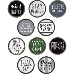 [8518 TCR] Modern Farmhouse Positive Sayings Accents