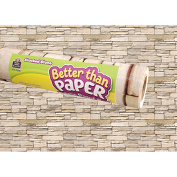 [77038 TCR] Stacked Stone Better Than Paper Bulletin Board Roll