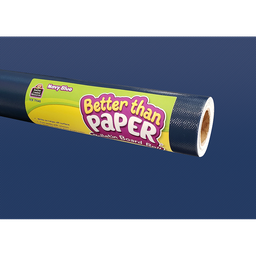 [77045 TCR] Navy Blue Better Than Paper Bulletin Board Roll
