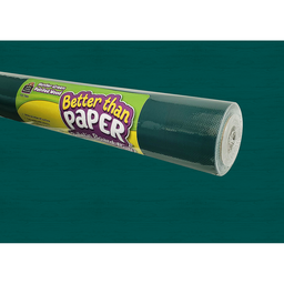 [77893 TCR] Hunter Green Painted Wood Better Than Paper Bulletin Board Roll