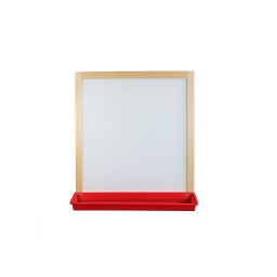 [17301 FS] Magnetic Dry Erase Wall Easel
