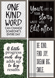 [2088552 TCR] Modern Farmhouse Positive Poster Pack
