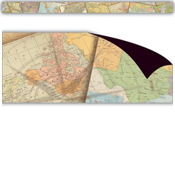 [77486 TCR] Travel the Map Magnetic Border