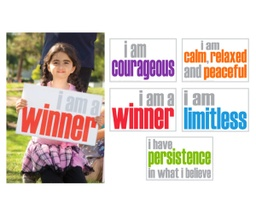 [52354 IM] Hopefulness Boosters Poster Set