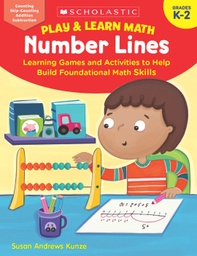 [864127 SC] Play & Learn Math: Number Lines