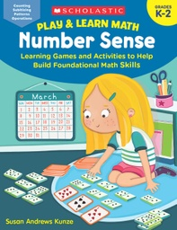 [864128 SC] Play & Learn Math: Number Sense