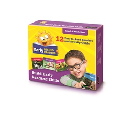 [5924 NL] Early Rising Readers Boxed Set 3: Level A Nonfiction