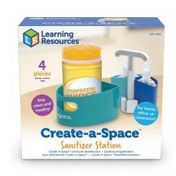 [4362 LER] Create-a-Space Sanitizer Station