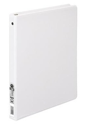 [18557 SAM] 1.5 Inch White View Binder