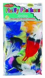 [63035 CLI] 14 gram Bag of Plumage Bright Hues Feathers