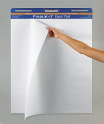 [104391 PAC] 25sht 25in x 30in Present It Easel Pad