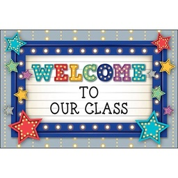 [5486 TCR] 30ct Marquee Welcome Postcards