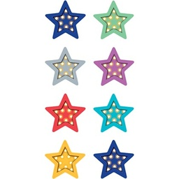 [5441 TCR] 378ct Marquee Mini Stars Stickers