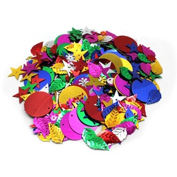 [40425 CLI] Sequins and Spangles 4oz Resealable Bag