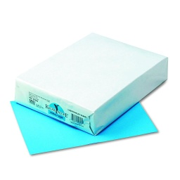 [102056 PAC] 500ct 8.5x11 Cobalt Blue Multi Purpose Paper